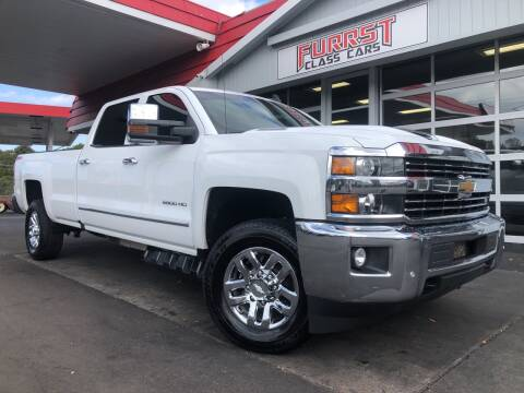 2019 Chevrolet Silverado 2500HD for sale at Furrst Class Cars LLC  - Independence Blvd. in Charlotte NC