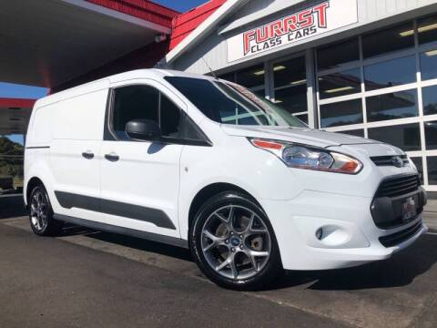 2017 Ford Transit Connect Cargo for sale at Furrst Class Cars LLC in Charlotte NC