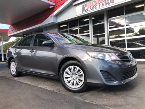 2013 Toyota Camry for sale at Furrst Class Cars LLC  - Independence Blvd. in Charlotte NC