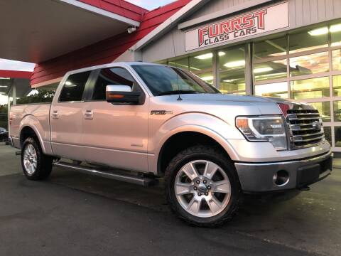 2013 Ford F-150 for sale at Furrst Class Cars LLC  - Independence Blvd. in Charlotte NC