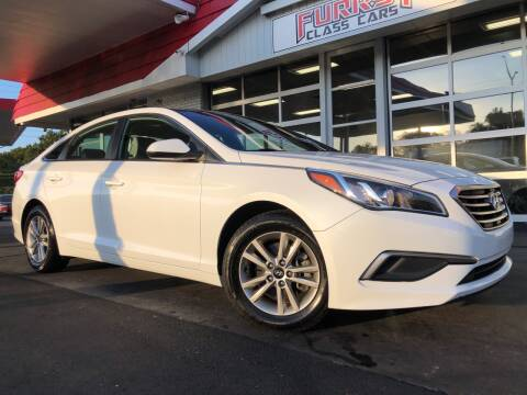 2016 Hyundai Sonata for sale at Furrst Class Cars LLC  - Independence Blvd. in Charlotte NC