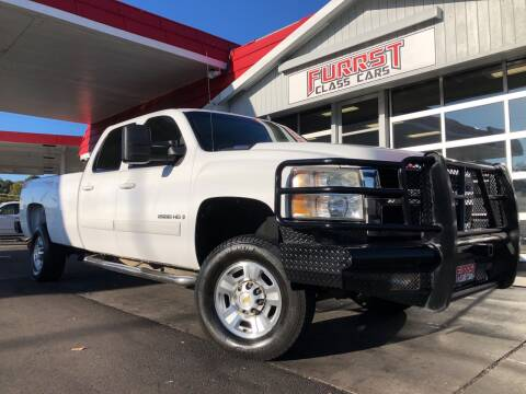 2008 Chevrolet Silverado 2500HD for sale at Furrst Class Cars LLC  - Independence Blvd. in Charlotte NC