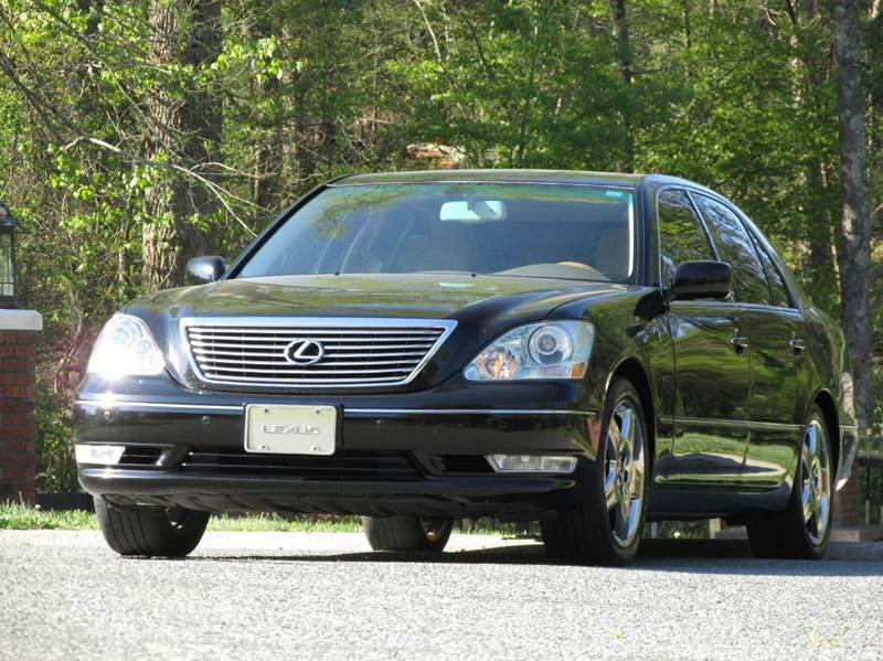 2006 Lexus LS 430 4dr Sedan - Charlotte NC