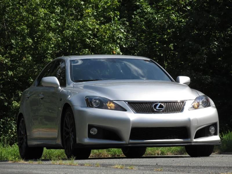 2010 Lexus IS F 4dr Sedan - Charlotte NC