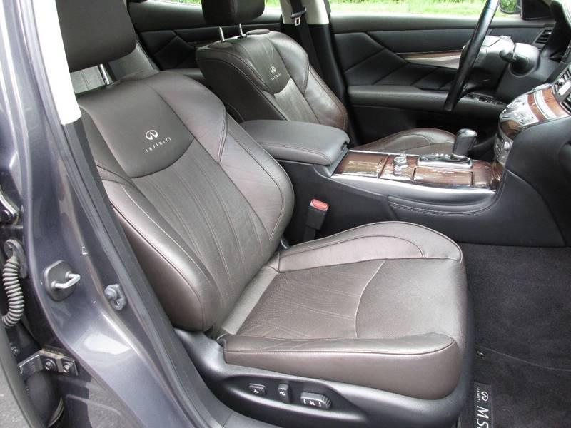 2012 Infiniti M56 AWD x 4dr Sedan - Charlotte NC