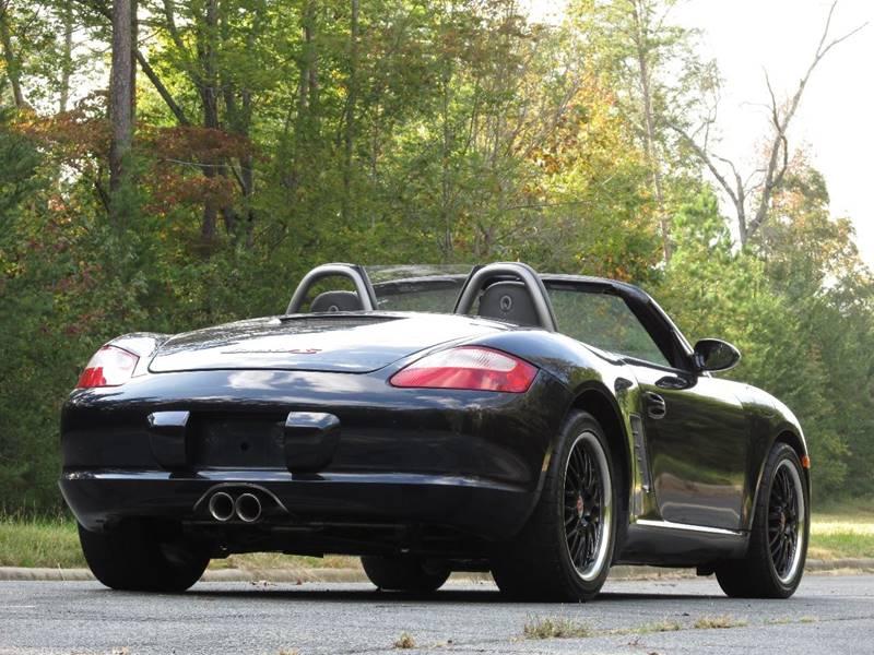 2005 Porsche Boxster S 2dr Roadster - Charlotte NC