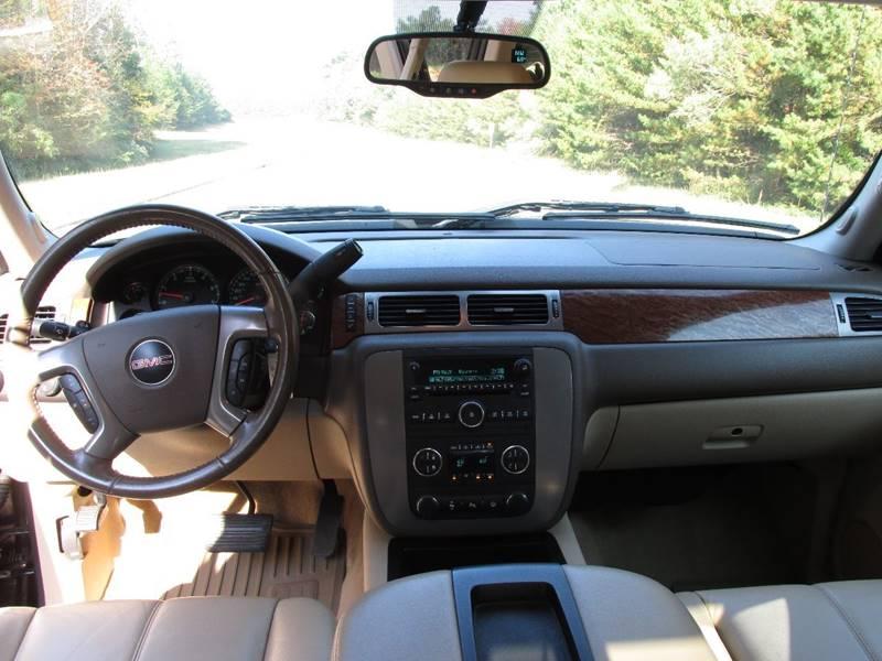 2008 GMC Sierra 1500 4WD SLT 4dr Extended Cab 6.5 ft. SB - Charlotte NC