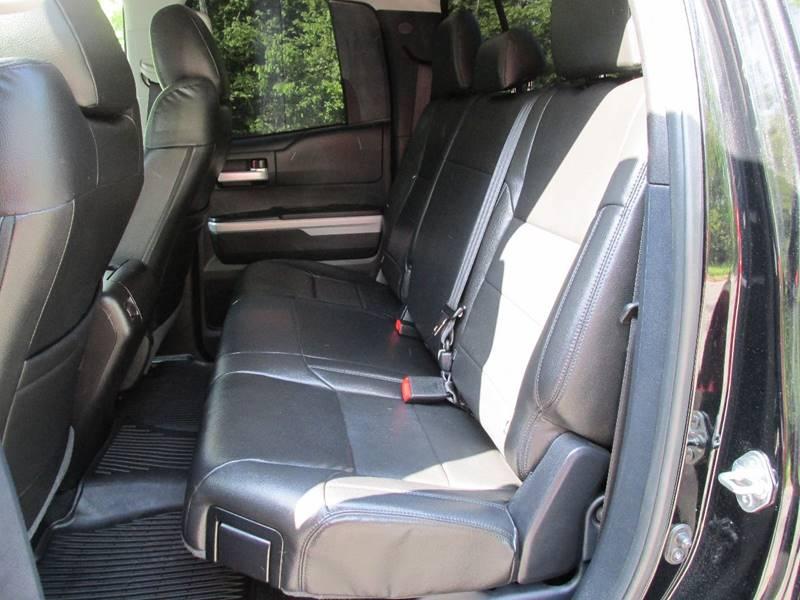 2015 Toyota Tundra 4x4 SR5 4dr Double Cab Pickup SB (5.7L V8 FFV) - Charlotte NC