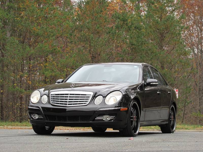 2007 Mercedes-Benz E-Class E 350 4dr Sedan - Charlotte NC