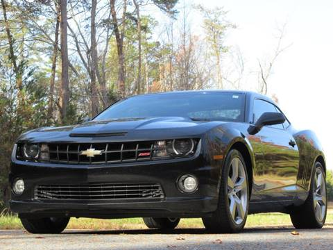 2012 Chevrolet Camaro for sale in Charlotte, NC