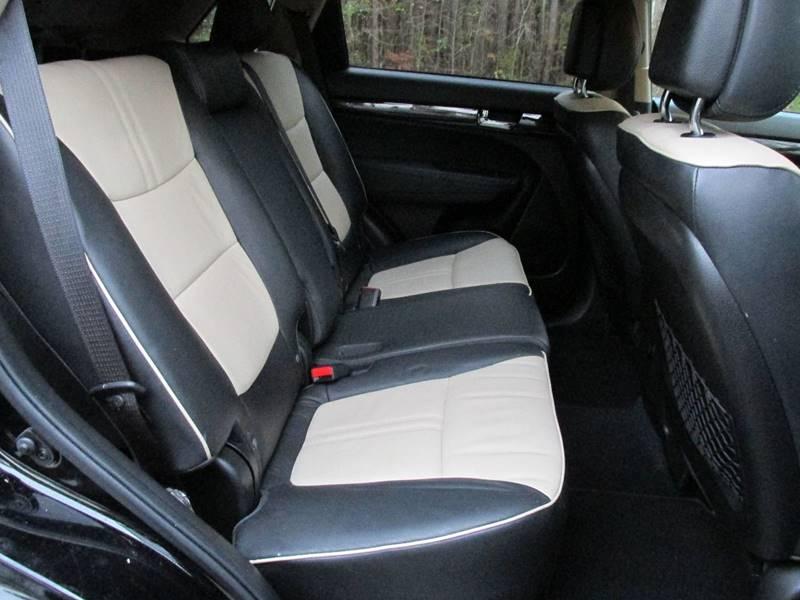 2011 Kia Sorento EX 4dr SUV - Charlotte NC