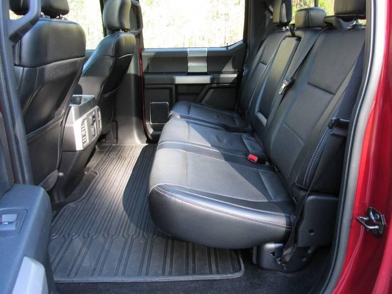 2015 Ford F-150 4x4 Lariat 4dr SuperCrew 6.5 ft. SB - Charlotte NC