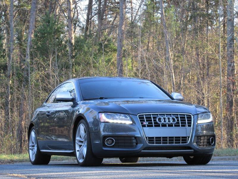 2008 Audi S5 AWD quattro 2dr Coupe 6M - Charlotte NC