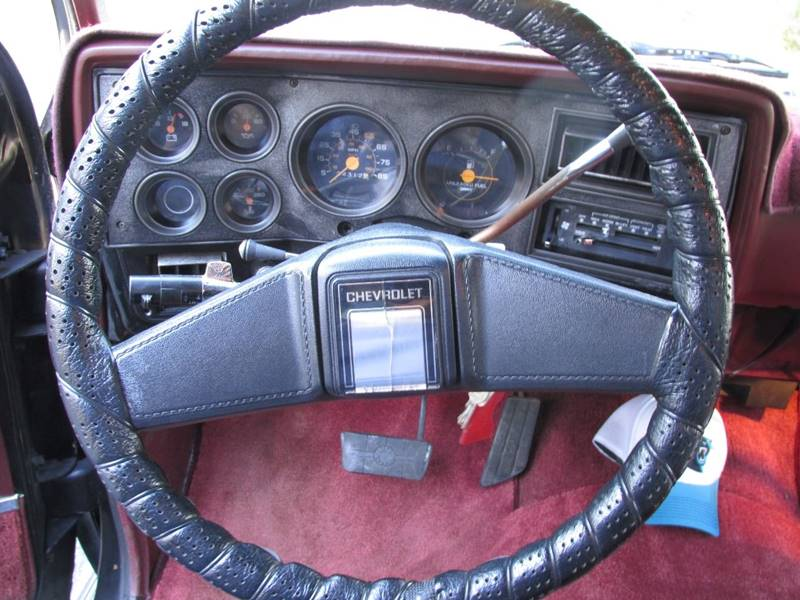1985 Chevrolet C/K 10 Series 2dr C10 Silverado Standard Cab SB - Charlotte NC