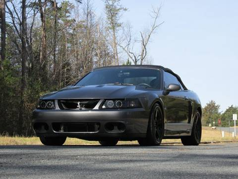 2003 Ford Mustang SVT Cobra for sale in Charlotte, NC