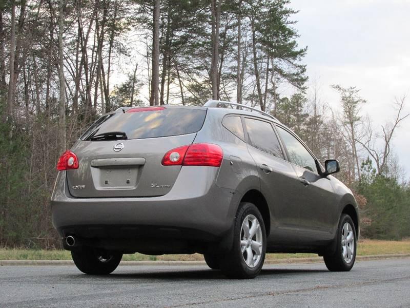 2009 Nissan Rogue AWD SL Crossover 4dr - Charlotte NC