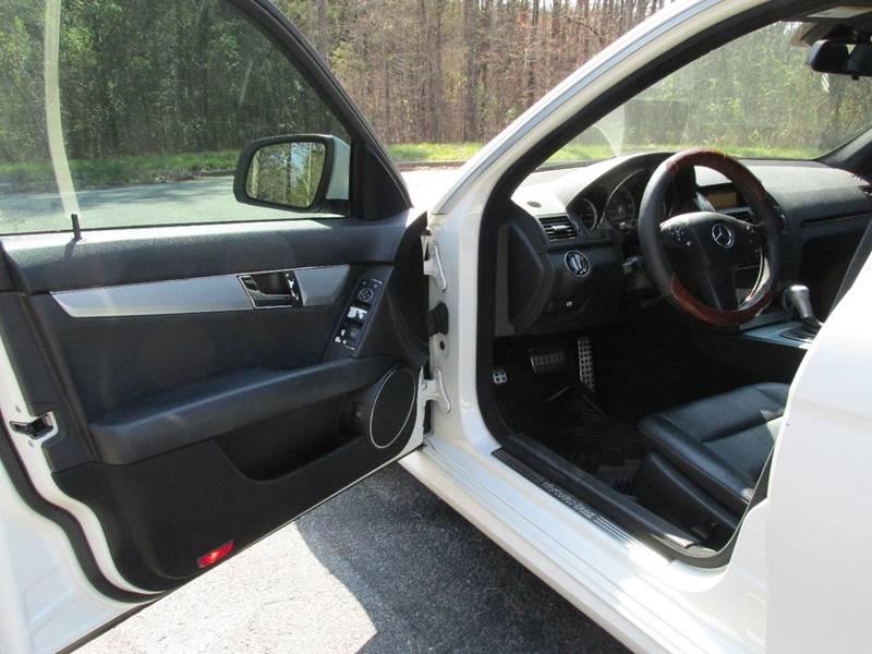 2009 Mercedes-Benz C-Class C 300 Sport 4dr Sedan - Charlotte NC