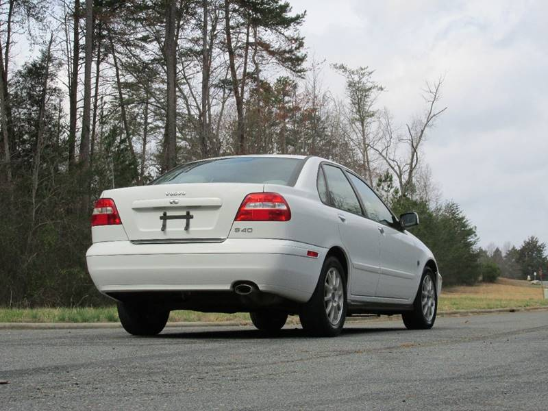 2003 Volvo S40 4dr Turbo Sedan - Charlotte NC