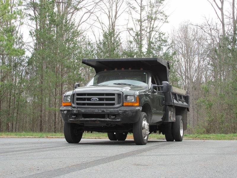 2000 Ford F-550 XL - Charlotte NC