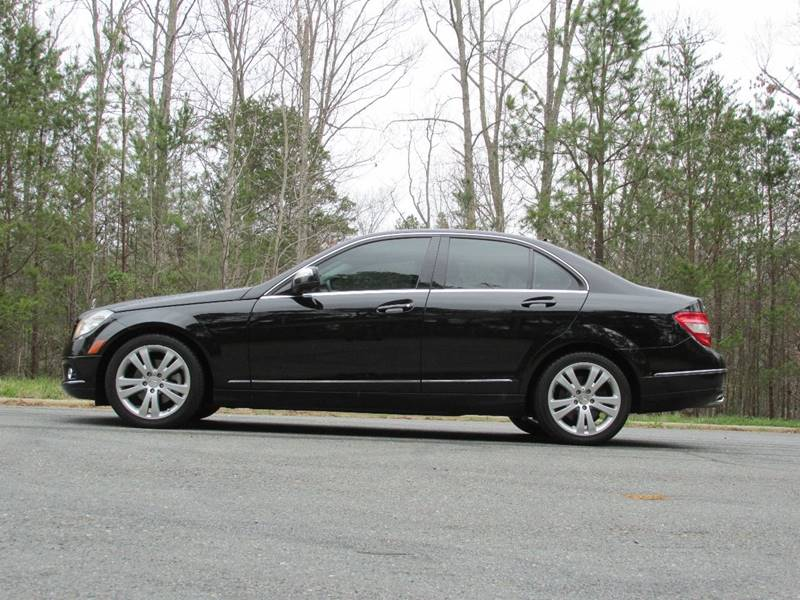 2009 Mercedes-Benz C-Class AWD C 300 Luxury 4MATIC 4dr Sedan - Charlotte NC
