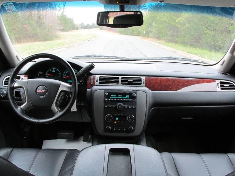 2012 GMC Yukon XL 4x2 SLT 1500 4dr SUV - Charlotte NC