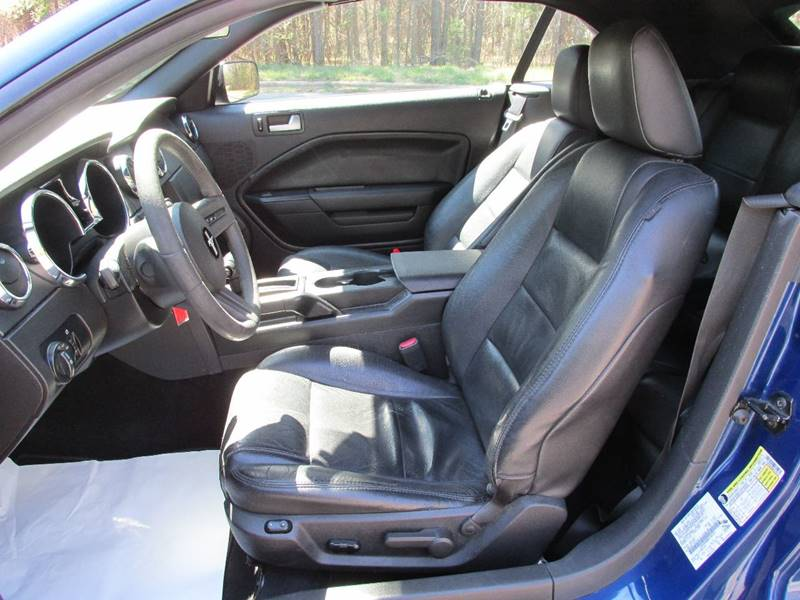 2008 Ford Mustang V6 Premium 2dr Convertible - Charlotte NC