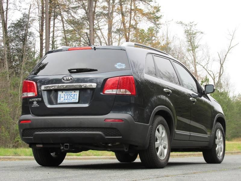 2013 Kia Sorento LX 4dr SUV (I4 GDI) - Charlotte NC
