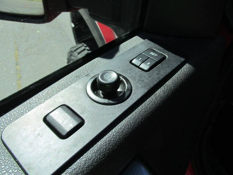 2008 Ford F-250 Super Duty FX4 4dr Crew Cab 4WD SB - Charlotte NC