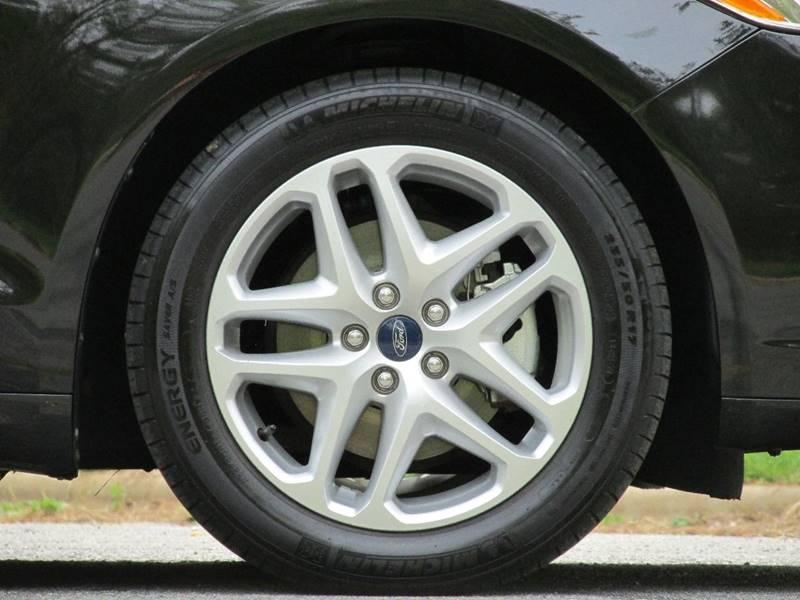 2014 Ford Fusion SE 4dr Sedan - Charlotte NC