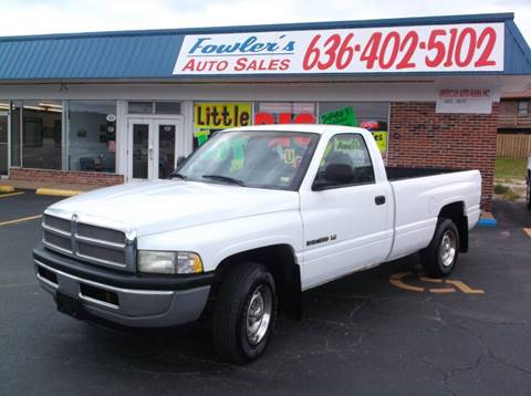 2001 Dodge Ram Pickup 1500 for sale in Pacific, MO