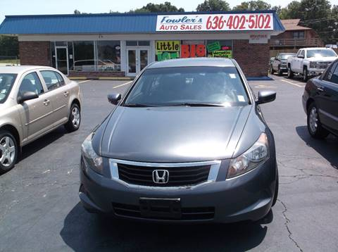 2009 Honda Accord for sale in Pacific, MO