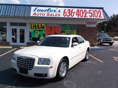 2007 Chrysler 300 for sale at Fowler's Auto Sales in Pacific MO