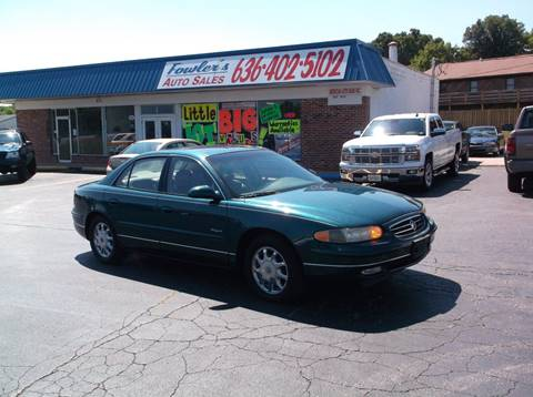 1999 Buick Regal for sale at Fowler's Auto Sales in Pacific MO