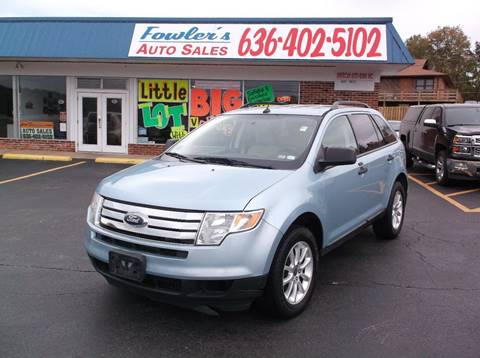 2008 Ford Edge for sale in Pacific, MO