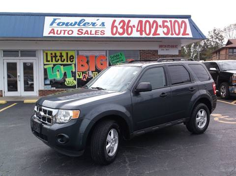 2009 Ford Escape for sale in Pacific, MO