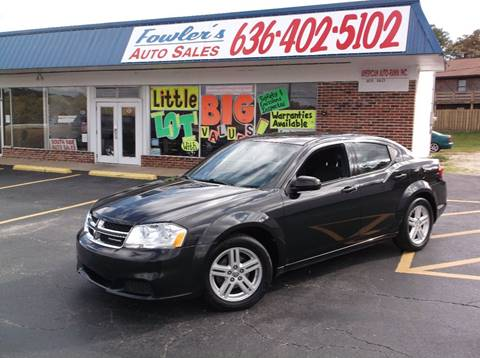 2011 Dodge Avenger for sale in Pacific, MO