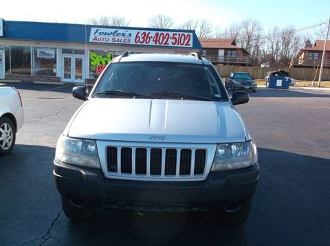 2004 Jeep Grand Cherokee for sale in Pacific, MO