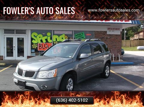 2006 Pontiac Torrent for sale in Pacific, MO