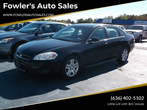 2011 Chevrolet Impala for sale in Pacific, MO