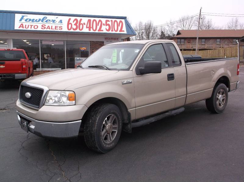 2007 Ford F-150 for sale at Fowler's Auto Sales in Pacific MO