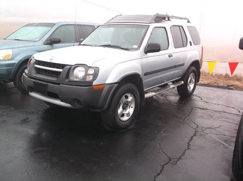 2002 Nissan Xterra for sale at Fowler's Auto Sales in Pacific MO