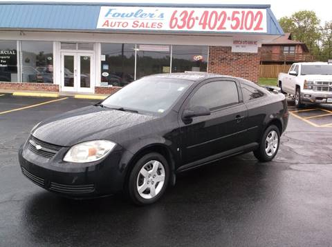2008 Chevrolet Cobalt for sale at Fowler's Auto Sales in Pacific MO