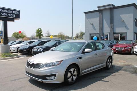 2013 Kia Optima Hybrid for sale in Woodbridge, VA