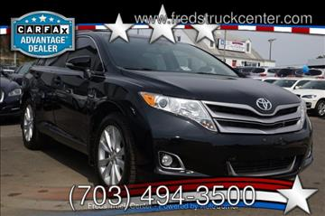 2014 Toyota Venza for sale in Woodbridge, VA