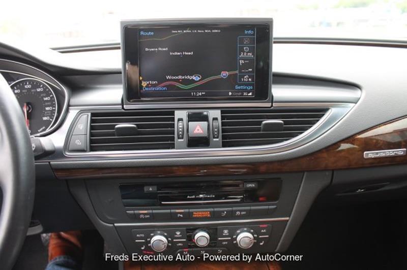 2014 Audi A7 3.0T quattro Premium Plus AWD 4dr Sedan - Woodbridge VA