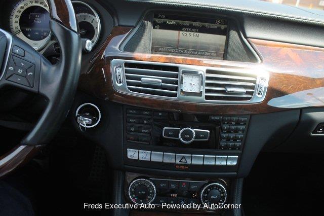 2013 Mercedes-Benz CLS AWD CLS 550 4MATIC 4dr Sedan - Woodbridge VA