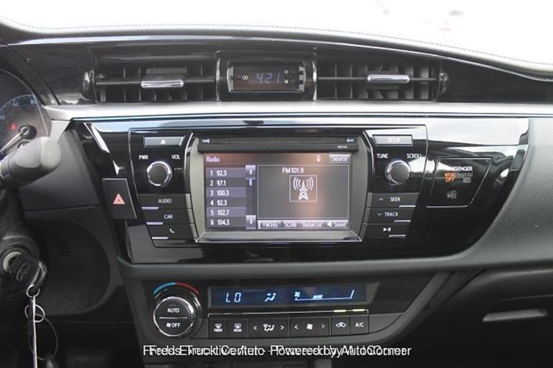 2014 Toyota Corolla S 4dr Sedan - Woodbridge VA