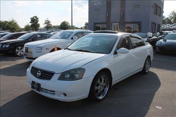 2006 Nissan Altima for sale in Woodbridge, VA