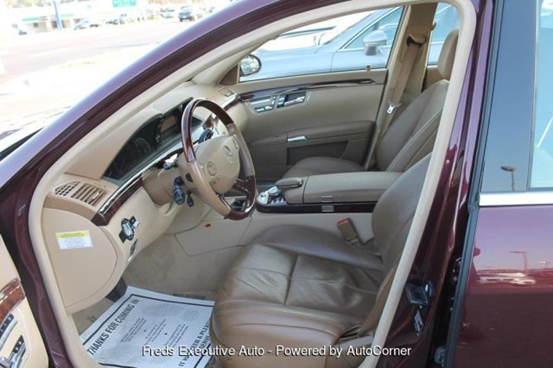2007 Mercedes-Benz S-Class AWD S 550 4MATIC 4dr Sedan - Woodbridge VA