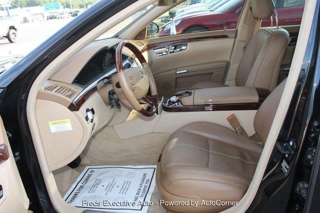 2008 Mercedes-Benz S-Class AWD S 550 4MATIC 4dr Sedan - Woodbridge VA